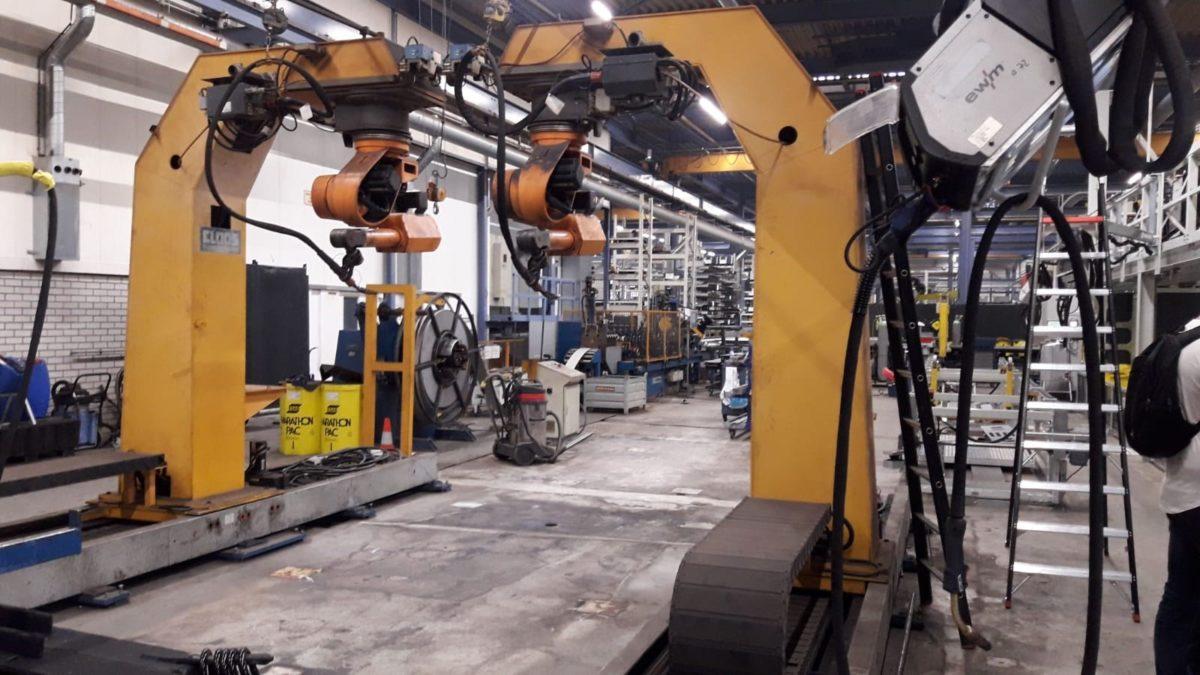 Gebruikte robotsystemen