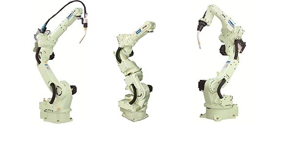 Lasrobotsystemen