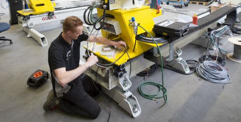 Monteur Robotsystemen