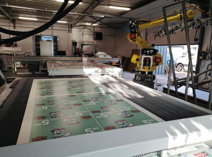 Industriële printer