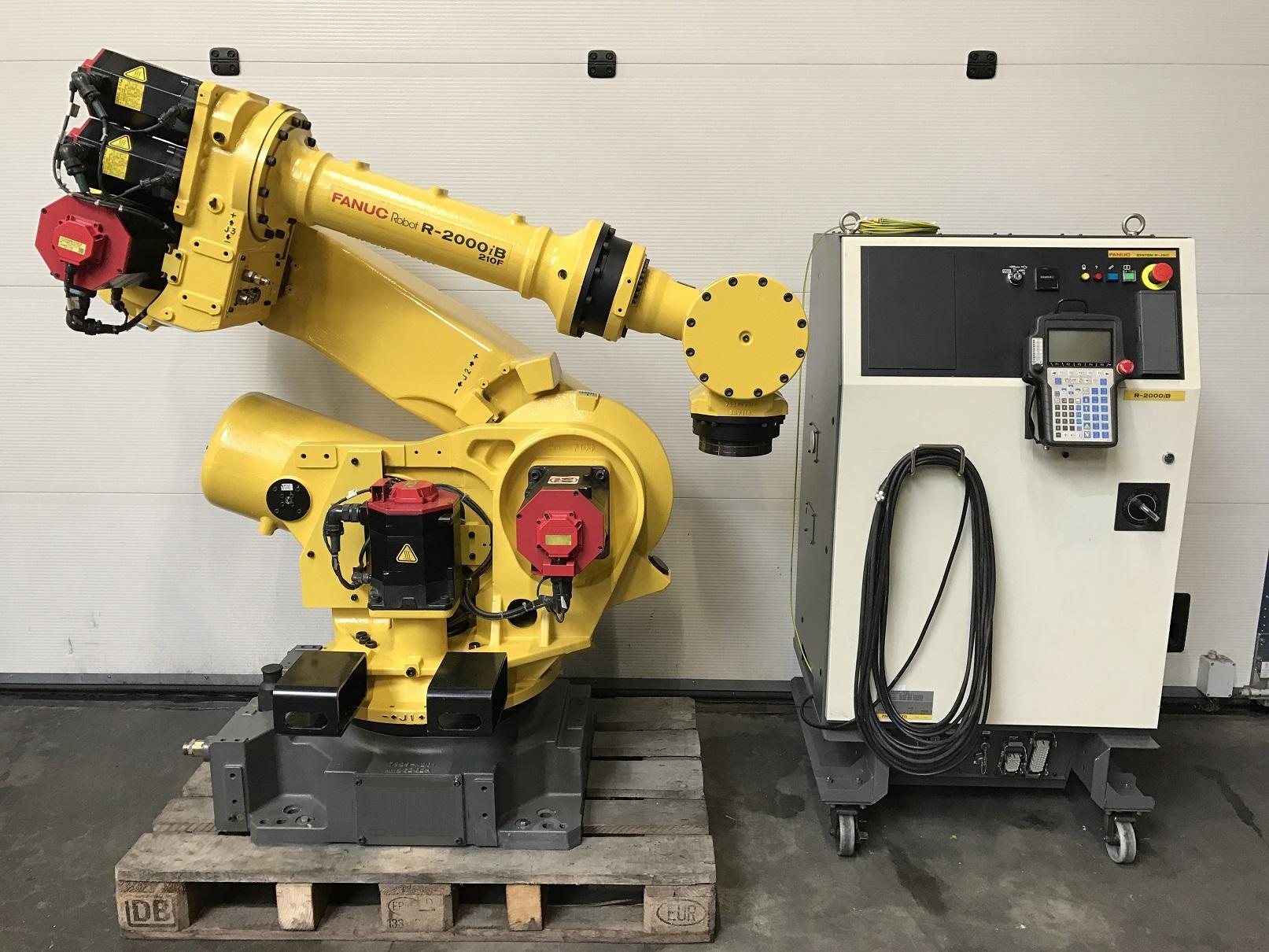 Fanuc robot